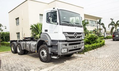 Weststar Increases Product Portfolio With Mercedes-Benz Axor - autojosh