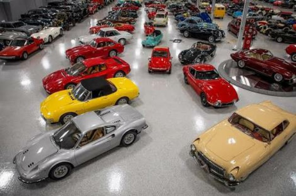 Fraudster Najeeb Khan's Incredible 240 Car Collection Fetches N17bn At Auction - autojosh