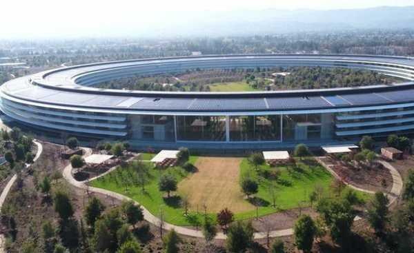 $5bn Apple Headquarters 'Apple Park' Has 14,200 Parking Spots - autojosh