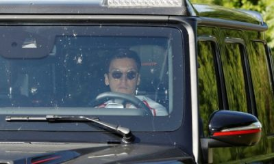 Arsenal Star Mesut Ozil Caught Speeding At 97mph In Mercedes G-Wagon - autojosh