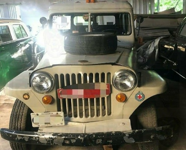 Authorities Seizes 41 Classic Cars From A Corrupt Former Mexico Police Boss - autojosh
