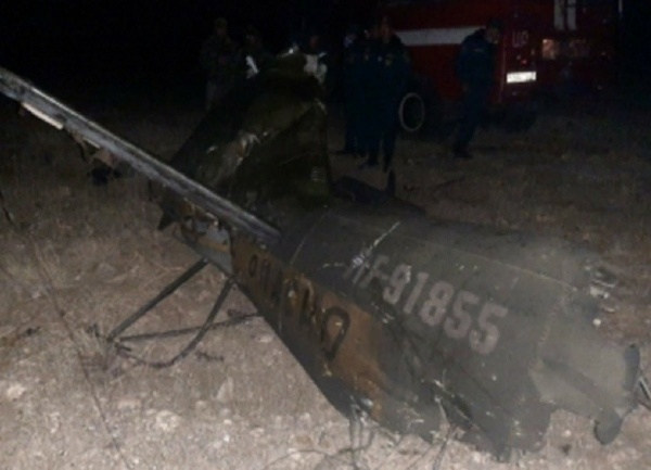 Azerbaijan Accidentally Downs Russian Military Helicopter In Armenia Killing Two Pilots - autojosh