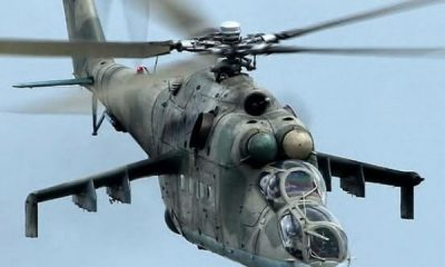 Azerbaijan Accidentally Downs Russian Military Helicopter In Armenia Killing Two Pilots - autojosh