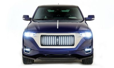 "Aznom Palladium ""Hyper-limousine"" Is An All-terrain Luxury Sedan Based On Ram 1500 Pickup - autojosh"