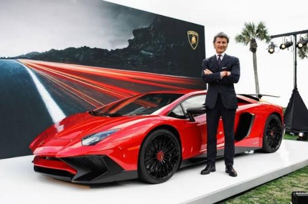 Bugatti CEO Stephan Winkelmann Takes Additional Role, To Also Head Lamborghini - autojosh
