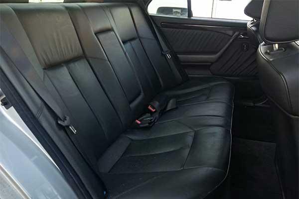 Throwback Thursday: Mercedes-Benz C43 AMG The 1st V8 C-Class