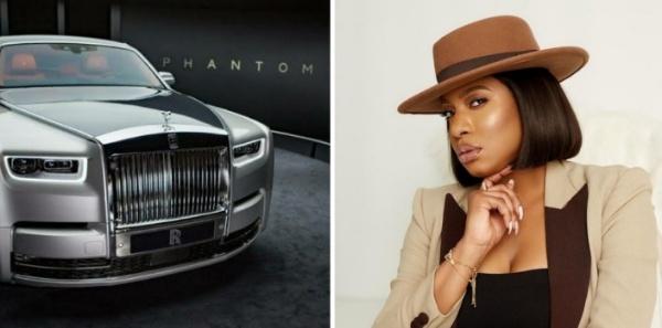 Why I Didn't Buy Rolls-Royce Phantom As Promised To Celebrate My 35th Birthday --- Chika Ike - autojosh