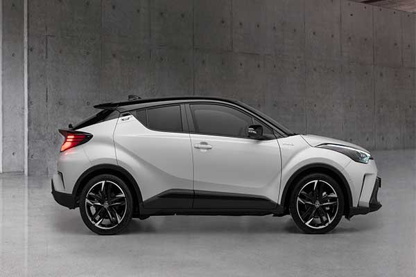 GR Sport Toyota CH-R SUV Is Here But With Visual Upgrades