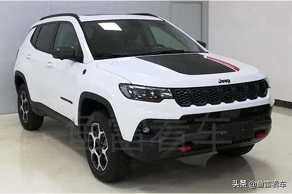 2022 Jeep Compass Leaked Ahead Of Its 2021 Release