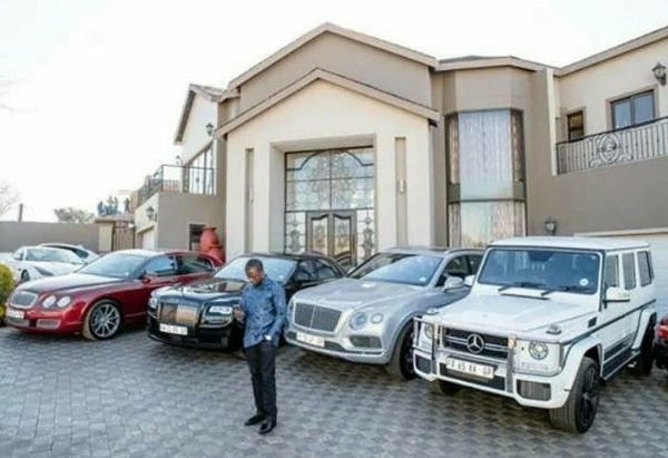 Controversial Pastor, Shepherd Bushiri, Who Has Been Accused Of Stealing $6.6m, Has Taste For Expensive Cars - autojosh