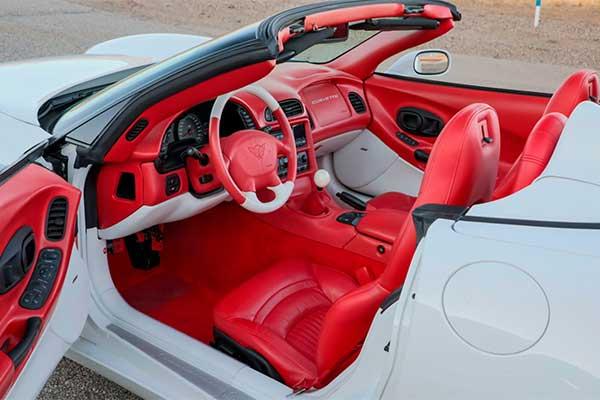 Check This Chevrolet Corvette C5 Modified Into A Corvette C1