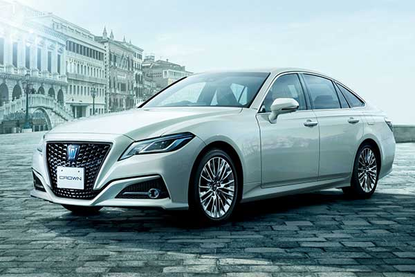Toyota Crown Could Be Turned Into An SUV For Next Generation