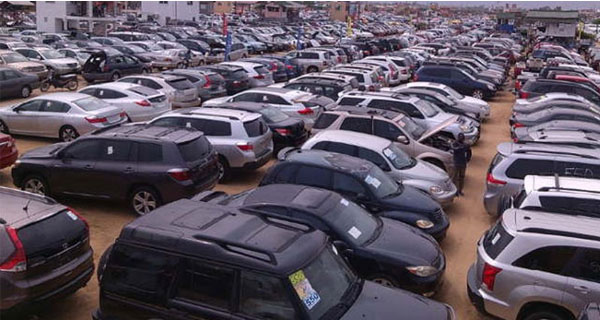 Nigeria Custom Service: We're Awaiting Orders To Implement Import Duty On Vehicles