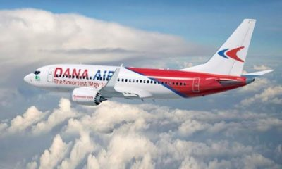 Dana Air Commences Daily Flights To Enugu From Lagos And Abuja - autojosh