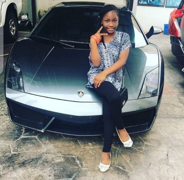 Dino Melaye Denies Gifting 11-Year-Old Daughter A Lamborghini On Her Birthday - autojosh