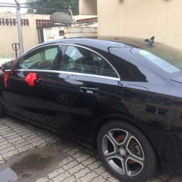 See BBN Star Dorathy's Reaction As She Receives Mercedes As Birthday Gift From Her Fan - autojosh