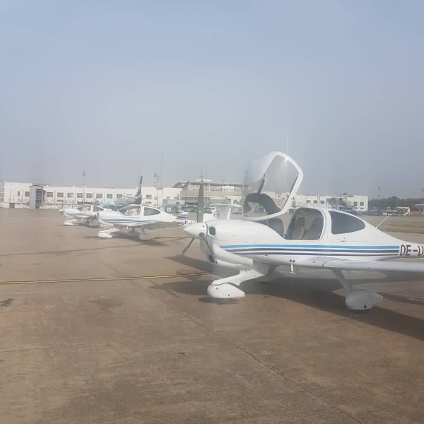 Nigeria Takes Delivery Of First Batch Of 3 Training Aircraft For Aviation Training College - Autojosh