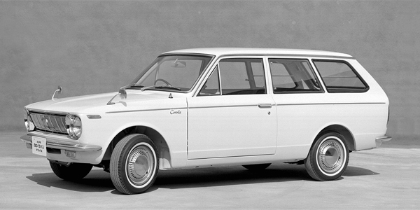 First Ever Toyota Corolla