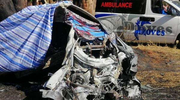 ginimbi crash site
