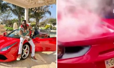 "Mompha Dismisses ""Juju"" Talks After Ginimbi's Ferrari Overheated During Funeral - autojosh"