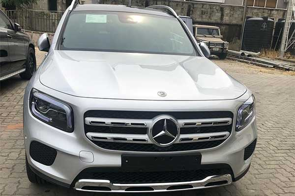 Mercedes-Benz Center Nigeria Officially Launches GLB SUV