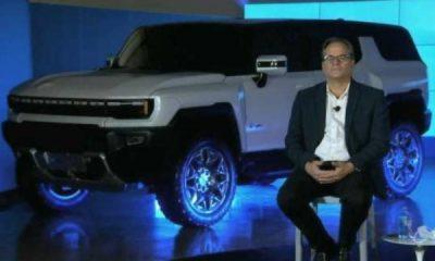 GM Shows Off SUV Version Of GMC Electric Hummer - autojosh