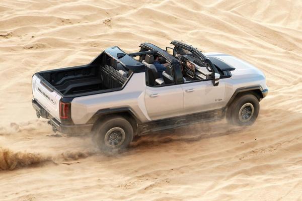 Electric Pickup Truck Wars : Ford F-150 Lightning Vs Hummer Vs Tesla Vs Rivian R1T - autojosh