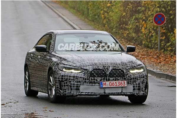 BMW Set To Unveil Its 4-Series Gran Coupé Next Year
