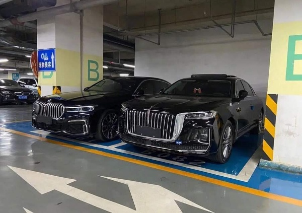 China's Hongqi H9 VS German's BMW 7-Series, Who Wears The Front Grille Better - autojosh