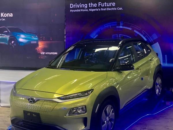 Gov. Sanwo-Olu Unveils Hyundai Kona EV, First Electric Car In Nigeria Starts At N24m - autojosh