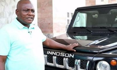 Fed Govt (NASENI) And Innoson Partner On Spare Parts Production - autojosh