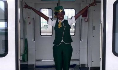 Meet Isa Abiola Fatima Nigeria's First Female Train Driver - autojosh