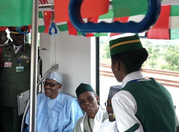 Meet Isa Abiola Fatima, Nigeria's First Female Train Driver - autojosh