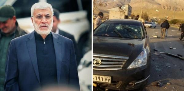 Israel Used Remote-controlled Machine Gun Mounted On A Car To Kill Iranian Scientist — autojosh