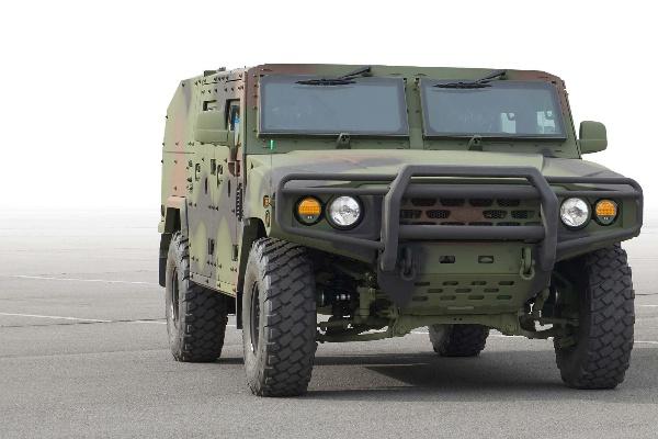 Kia Is Building Humvee-like Military Vehicle Based On Its Mojave For Korean Army - autojosh