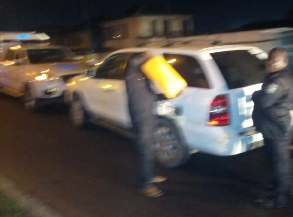 We Assisted Stranded Nursing Mother With Petrol, Jump Start Her SUV --- Lagos Police - autojosh