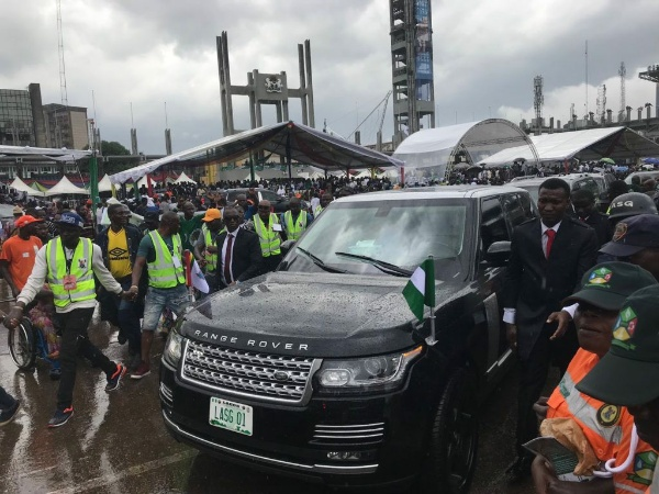 I Have Not Purchased Any Official Car Since I Became Governor – Sanwo-Olu - autojosh