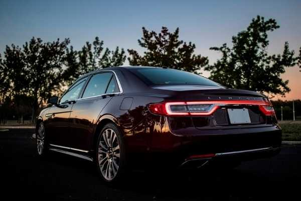 The Last Lincoln Continental Rolls Off Assembly Line - autojosh