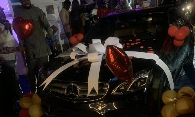 BBNaija's Laycon Gets Mercedes As Birthday Gift - autojosh