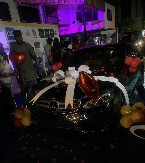 BBNaija's Laycon Gets Mercedes As Birthday Gift - autojosh