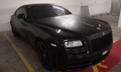 Low-ranking Immigration Officer Colluding With Smuggling Syndicates Arrested, His Rolls-Royce Seized - autojosh