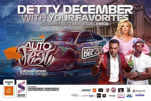 6 Motoring Events In Nigeria We're Expecting In December 2020