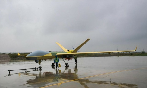 A Look At NAF's ₦762m Wing Loong II Combat Drones That Will Fight Boko Haram - autojosh