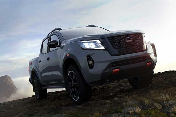 Nissan Unveils New Refreshed Navara Pickup For 2021