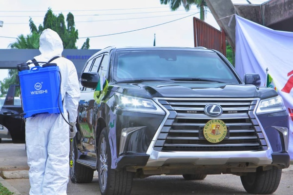 Luxury Bunker : Why Most Governors In Nigeria Use Bulletproof Lexus LX 570 SUV As Official Vehicle - autojosh