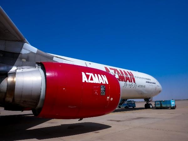 "Nigeria's Azman Air Takes Latest Aircraft ""Airbus A340"" On Promotional Flights Betw. Kano, Abuja and Lagos - autojosh"