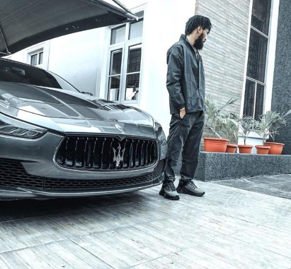 Phyno Acquires Maserati Ghibli Worth N25m - AutoJosh