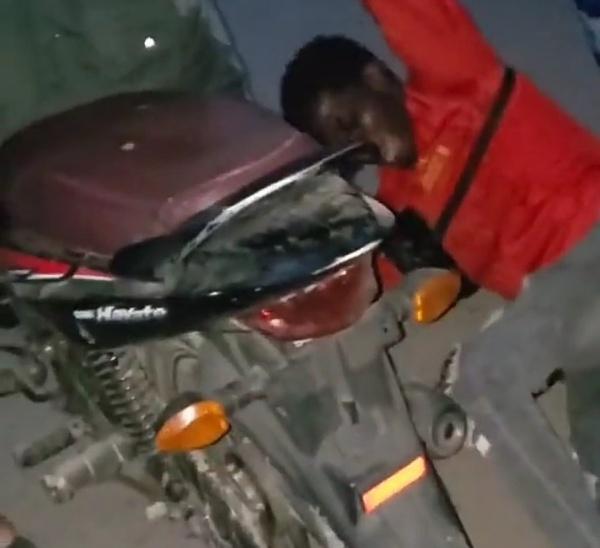 Police shoots okada man during an argument In Lagos - autojosh