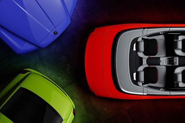 Rolls-Royce Black Badge Neon Nights Paint - autojosh