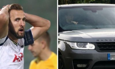 Tottenham Star Harry Kane's £100k Range Rover Stolen By Thieves In Brazen Daylight Raid - autojosh